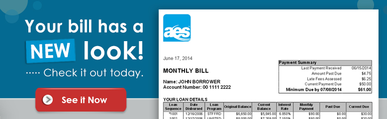 New Monthly Bill
